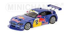 Bmw Z 4 #5 Winner Silverstone 2006 1:43 Model 400062707 MINICHAMPS