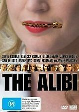 THE ALIBI (2004) - BRAND NEW & SEALED DVD (STEVE COOGAN, REBECCA ROMJIN)