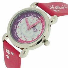 Hello Kitty Pink Time Teacher Watch- Visual Resource Tool Learning Tell The Time