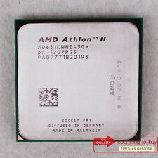 AMD Athlon II X4 651K Quad-Core CPU Socket FM1 (AD651KWNZ43GX) 3 GHz 4 MB