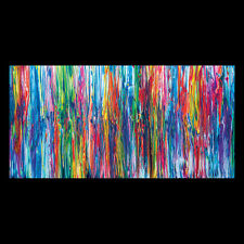 Huge Modern Abstract Painting Wall art Made ToOrder contemporary Original Canvas