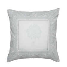 SANCHA SEAFOAM Square Filled Cushion 45cm x 45cm - Logan and Mason