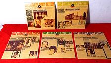 """5 Langspielplatten der Polydor Serie """"Das waren noch Zeiten"""""""