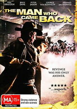 The Man Who Came Back - NEW DVD