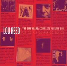 Sire Years:Complete Album Box von Lou Reed, 8 CDs!