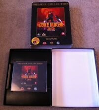 Premier Collection DUKE NUKEM 3D - PC Game Complete version MS DOS 5.0 or later