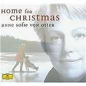 Various Artists Anne Sofie von Otter - Home for Christma CD ***NEW***