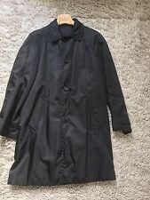 PRADA £ 1.000 Black Label Raincoat Size M