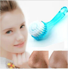 New  Face Care Deep Cleaning Tool Portable Exfoliating Facial Brush Wash Brush