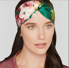 New Fashion Beautiful Printed Flower Headband Charm Women Yoga Hair Band Ribbon
