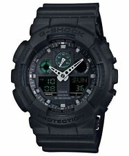 Casio G-Shock Mens Digital Wrist Watch GA100MB-1A GA-100MB-1ACR Black  New