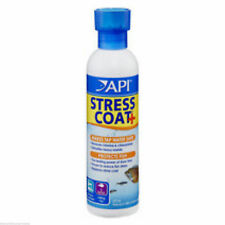 API Stress Coat Aquarium Fresh Water Conditioner Fish Tank Dechlorinator 30ml