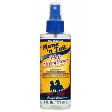 Mane n Tail Hair Strengthener Daily Leave In Treatment Spray 178ml/6oz