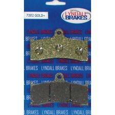 Gold Plus Brake Pads for Perform Mach Calipers Lyndall Racing Brakes 7202-GPLUS