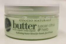 C3062 - Cuccio - Tuscan Citrus Butter Blend 8 oz. - Brand New