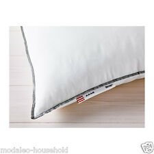 New IKEA AXAG Machine Washable soft Firmer Pillow  50x80cm (SOFTER) -B111