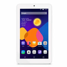 "Brand New Alcatel Pixi 3 Android Tablet Wifi only 7"" Screen 2mp Camera White"