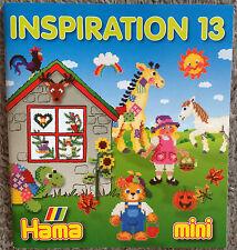 Inspiration 13 - Hama - Bügelperlen - Vorlagen - mini