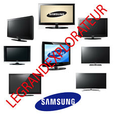 Ultimate SAMSUNG TV LCD PLASMA LED Repair Service Manuals (PDF manual s on  DVD)