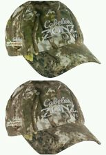 CABELA'S COLOR PHASE ZONZ WOODLANDS CAMO HUNTING CAP