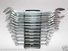 KS TOOLS ULTIMATE+ Doppel-Maulschlüssel-Satz 12tlg Schraubenschlüssel 6x7-30x32