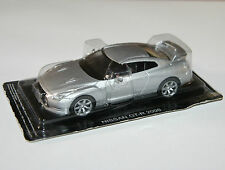 NISSAN GT-R (2008) Silver - Model Scale 1/43