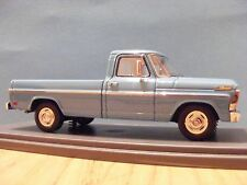 Ford F100 Pick Up  in light blue 1:43 NLA Rare 1968 Neo model