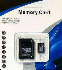 512GB Micro SD HC Card with FREE Adapter Class 10 Universal TF Flash Memory Card