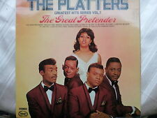 "12"" The Platters - Greatest Hits Series Vol.1"
