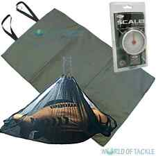 Unhooking Mat Weigh Sling and Scales 50lb x 8oz Carp Fishing Landing Mat