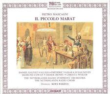 ██ OPER ║ Pietro Mascagni (*1863) ║ IL PICCOLO MARAT ║ 2CD