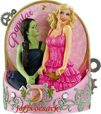 """Wicked """"Popular"""" Broadway Musical  2011 Carlton Ornament"""