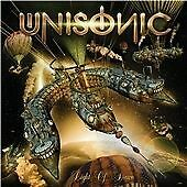 """UNISONIC  -"""" LIGHT OF DAWN DELUXE EDITION """"  CD NEW & SEALED"""