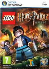 LEGO Harry Potter Years 5-7  PC DVD ''BRAND NEW & SEALED''