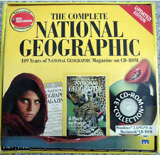 The Complete National Geographic collection for PC CD-ROM (1888 - 1997)