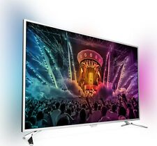 "Philips 55PUS6501/12 UHD Ambilight Smart-TV PVR  EEK A 140 cm (55"") LED Smart TV"