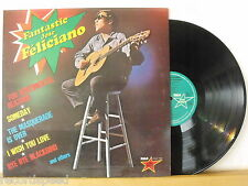 ★★ LP - JOSE FELICIANO - Fantastic Feliciano - FRANCE RCA - 1975 - Record in NM