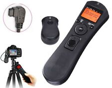 Intervalometer Wireless Timer Remote Shutter for Sony A100 A200 A300 A700 A900