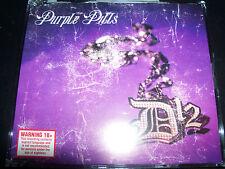 D12 / Eminem Purple Pills Australian Enhanced CD Single - Like New