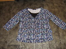 Savoir Ladies Top, With Stretch, Size 20, Really Good Condition