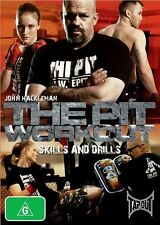 The Pit Workout - Skills And Drills (DVD, 2010) MMA [Region 4] NEW/SEALED