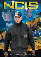 NCIS Season 13 Complete DVD BoxSet - Brand New & Sealed - Free & Fast Delivery