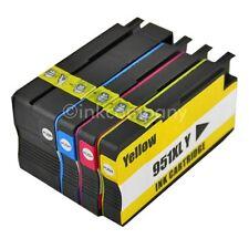4 für HP 950XL 951XL DRUCKER PATRONEN TINTE OFFICEJET 8100 8600 8610 8620 276DW