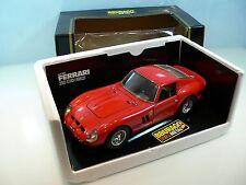 Modellauto BURAGO* Ferrari 250 GTO 1962 * rot * 1:18 * OVP *