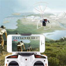 MJX X101 Remote Control RC Drone Quadcopter 6 Axis Helicopter with Wifi Camera