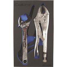 Calibre EVA Tray - Plier & Wrench Set, 3 Piece