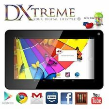 "DXtreme D750 7"" Tablet PC QuadCore A7 Android 4.2 WIFI 8GB Camera - Refurbished"