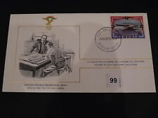 FDC,First,Day,of,Issue,LIBERIA,Flugzeug,Aircraft(99)