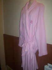 SALE BN NEW LOOK INSPIRE PINK SOFT FLEECE ROBE SIZE 24/26 BUST IS 58""