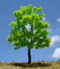Spur H0 Neuware - 10 hellgrüne Laubbäume - in einer Grösse von ca 140 mm